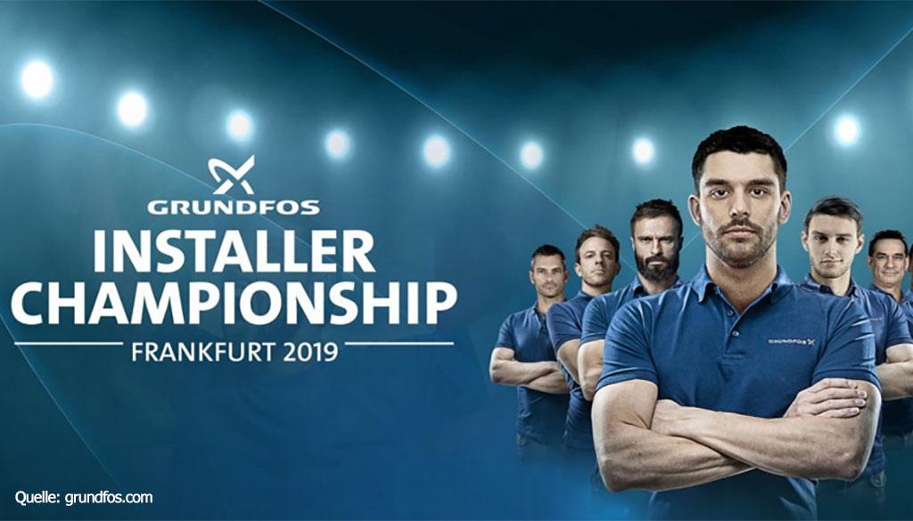 Grundfos Installer Championchip 2019