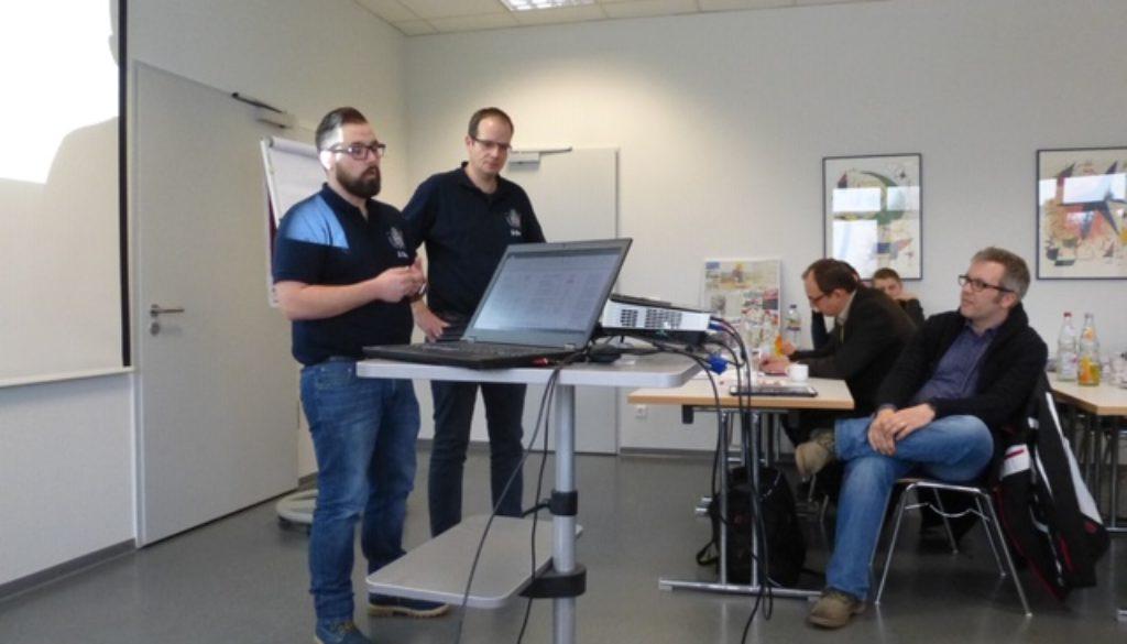 Rückblick – Erster JUNGHEIZER Branchentreff in Landau