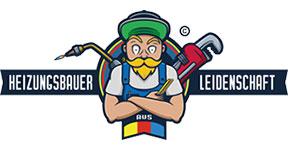 Heizungsbauer aus Leidenschaft Logo
