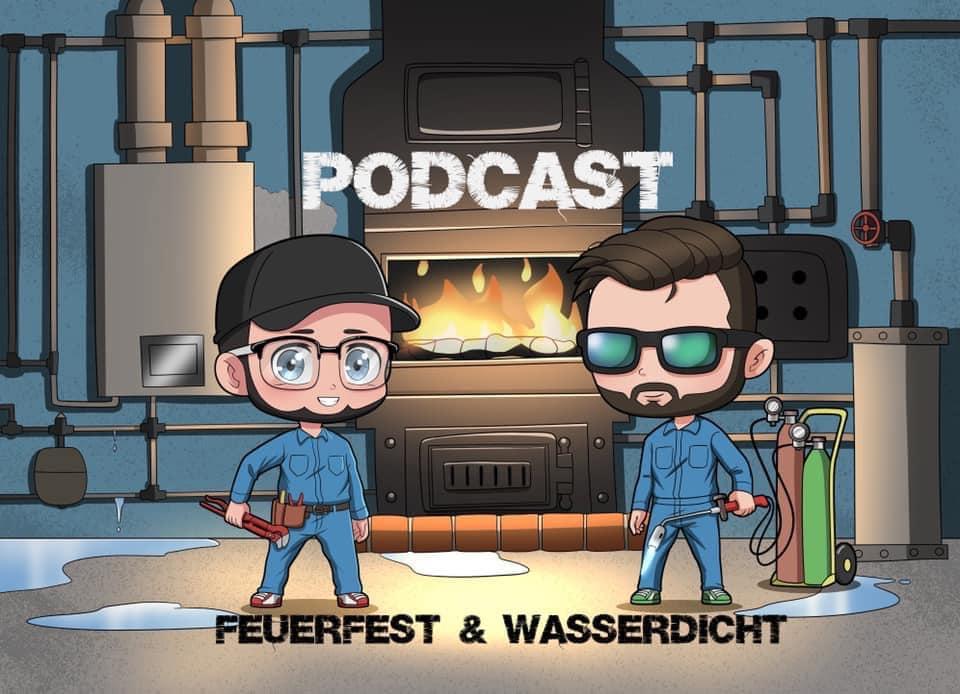 Feuerfest und Wasserdicht - Heizungsbauer aus Leidenschaft Podcast