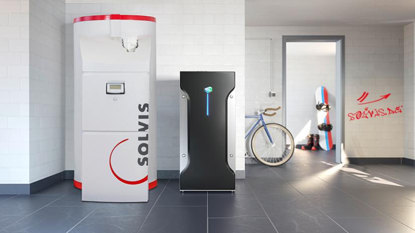 Solvis erweitert Hybrid-Heizsysteme um hocheffiziente Brennstoffzelle BlueGen von SOLIDpower